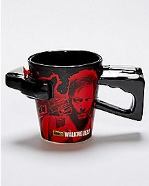 Crossbow Coffee Mug 12 oz. - The Walking Dead