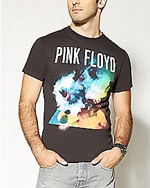 Cosmic Triangle Pink Floyd T Shirt