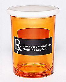 Rx Storage Jar - 12 oz Glass
