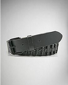 Bullet Belt Black