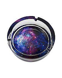Galaxy Glass Ashtray