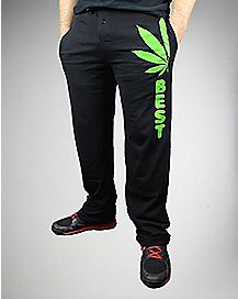 Best Pot Leaf Lounge Pants