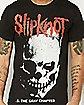 Skull Slipknot T shirt