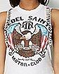 Rebel Saints Death or Glory Junior Tank