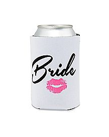Bride Lips Can Cooler