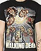 The Walking Dead Thirsty Walkers T shirt