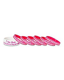 Bachelorette Party Bracelets