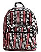Diamond Hippie Backpack