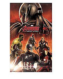 Avengers 2 Poster - Marvel Comics
