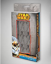 Han Solo Star Wars Ice Cube Tray
