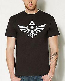 Logo Zelda T Shirt - The Legend of Zelda