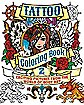 Tattoo Coloring Book 2