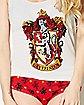 Gryffindor Harry Potter Tank Pajama Set