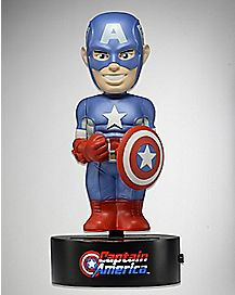 Marvel Captain America Body Knocker