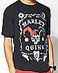Spirit Board Harley Quinn T shirt