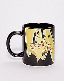 Pikachu Spinner Coffee Mug 20 oz. - Pokemon