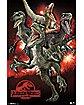 Raptors Jurassic World Poster