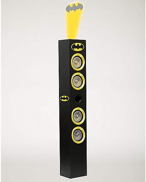 Batman Spotlight Tower Speaker Dc Comics Spencers