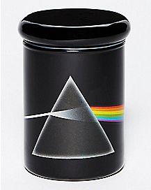 3 oz Dark Side of the Moon Glass Storage Jar