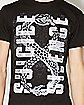 Snake Suicide Silence T shirt