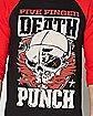 Armor Five Finger Death Punch Raglan T shirt