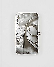 Sally Nightmare Before Christmas Hinged Wallet