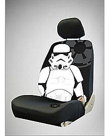 Stormtrooper Star Wars Car Seat Cover