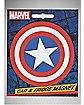 Shield Captain America Magnet