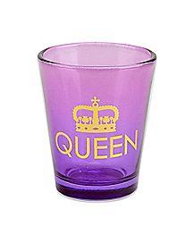 Queen Shot Glass 1.5 oz