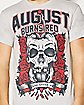 August Burns Red Concert T shirt