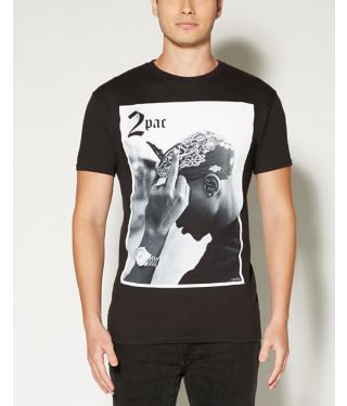 Tupac Bandana T Shirt