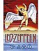 Swan Song Led Zeppelin Poster
