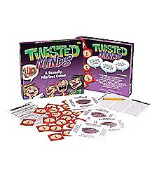 Twisted Minds Adult Party Game