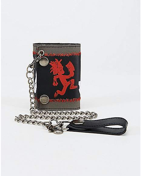 Juggalo Icp Chain Wallet Spencer S