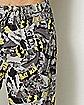 Batman Comic Print DC Lounge Pants