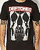 Skull Deftones T shirt