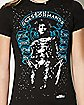 If He Weren't Up There T Shirt - Edward Scissorhands