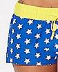 Hooded Wonder Woman Pajama Set