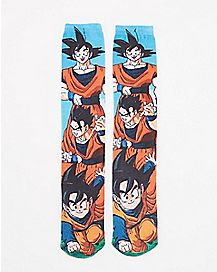 Character Dragon Ball Z Crew Socks
