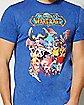 Group World of Warcraft T shirt