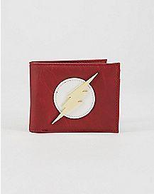 The Flash DC Comics Bifold Wallet