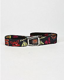 Five Nights At Freddy's Crosscheck Belt