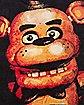 Freddy Five Nights At Freddy's Fleece Blanket