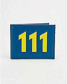 111 Fallout 4 Bifold Wallet