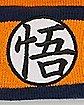 Embroidered Symbol Cuff Dragon Ball Z Beanie