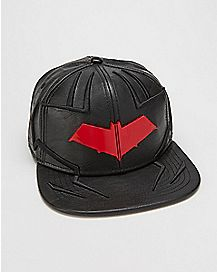 Red Hood DC Comics Snapback Hat
