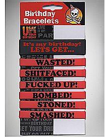Birthday Bracelets
