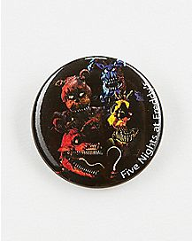 Group Evil Five Nights at Freddy's Button