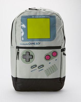 Game Boy Nintendo Backpack - Spencer s f0dcc606401c8