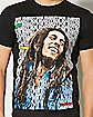 Limited Edition 71st Anniversary Bob Marley Tee